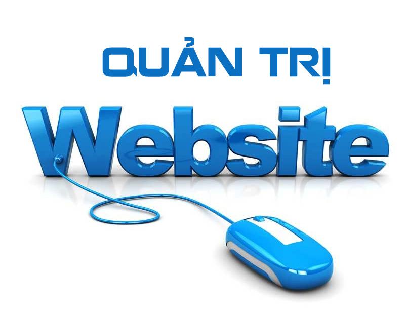 quản tị website