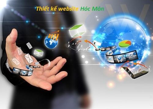 thiet ke web tai Hoc Mon